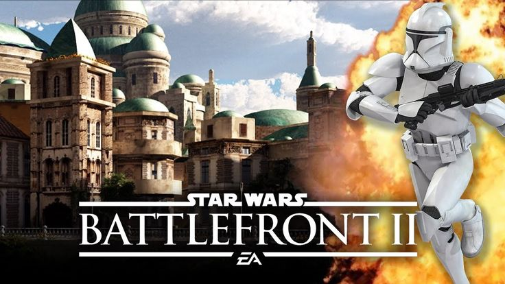 Star Wars Battlefront 2 - New Details! Assault on Theed Live Stream News...
