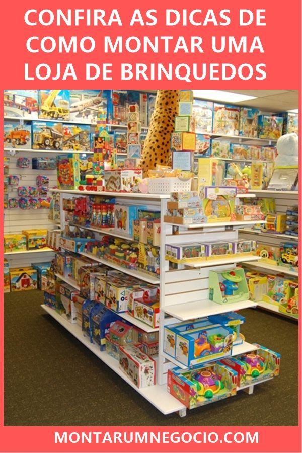 3e7b78b1e Se você quer aprender como montar uma loja de brinquedos