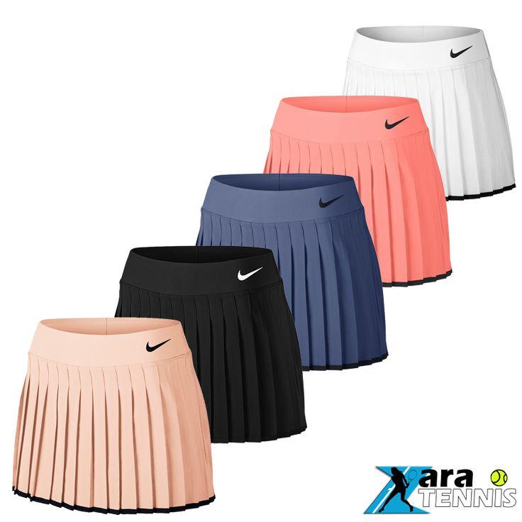 Nike 2018 Women's Spring Victory Skirt -- Shop Now. Tennis Gear, Equipment, Apparel. #TennisCanada #TennisUSA  Tennis Lifestyle Tennis Professional Tennis Gear Tennis Canada Tennis USA