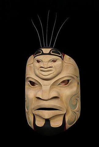 First Nations Mask