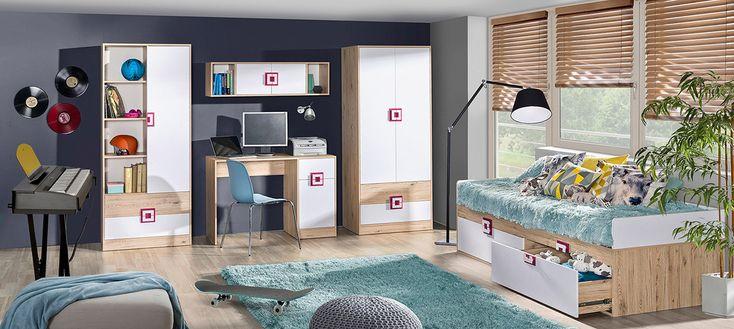 insieme della stanza della gioventu rmg16 camerette mobili