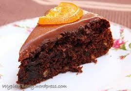 ODCHUDZANIE-DIETY-ZDROWIE-URODA: Ciasto czekoladowe