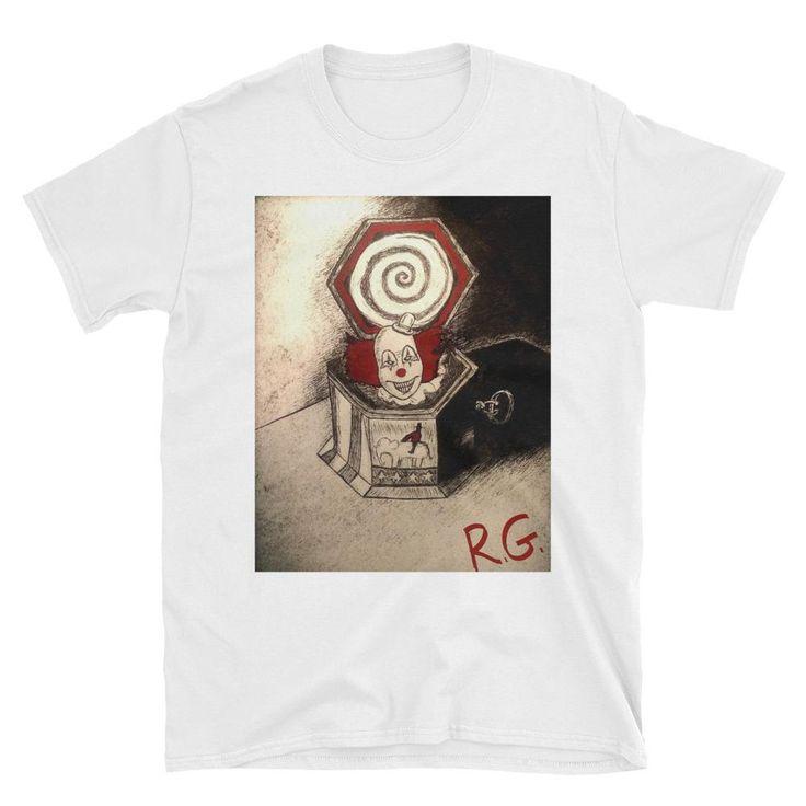 The Conjuring Music Box Short-Sleeve Unisex T-Shirt