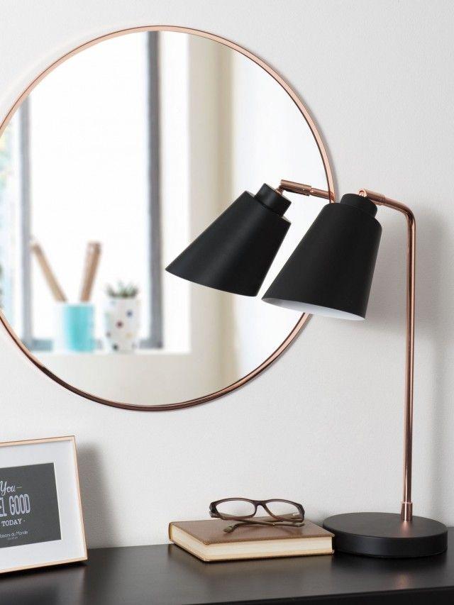 58 best cuivre images on pinterest for Casa miroir rond