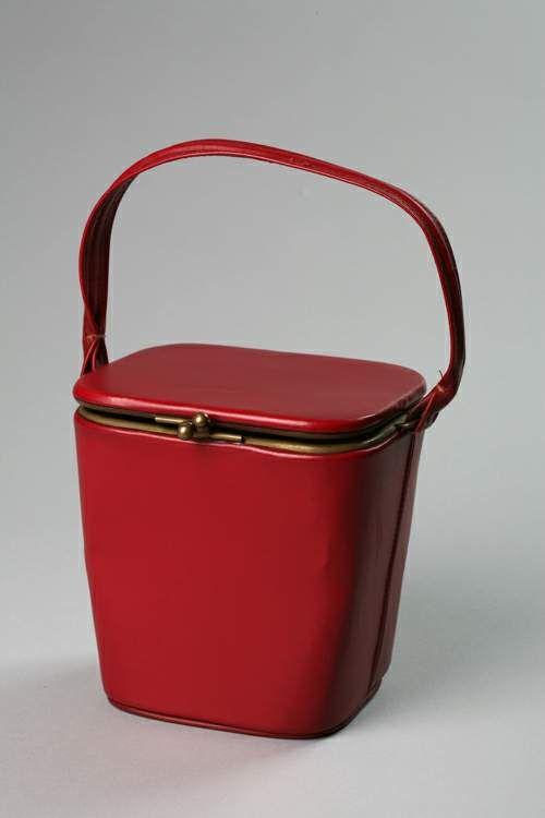 kézi táska, 1958