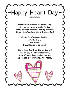 happy valentine songs lyrics