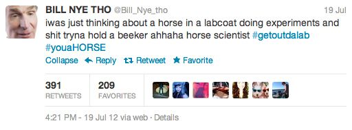 20 Examples Of Why Bill Nye Tho Is Twitter's Smartest Scientist