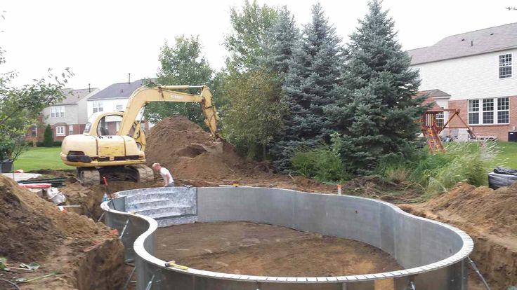 Shelby Twp. Michigan Pool Installation swimming pool sale ⋆ Blue ...