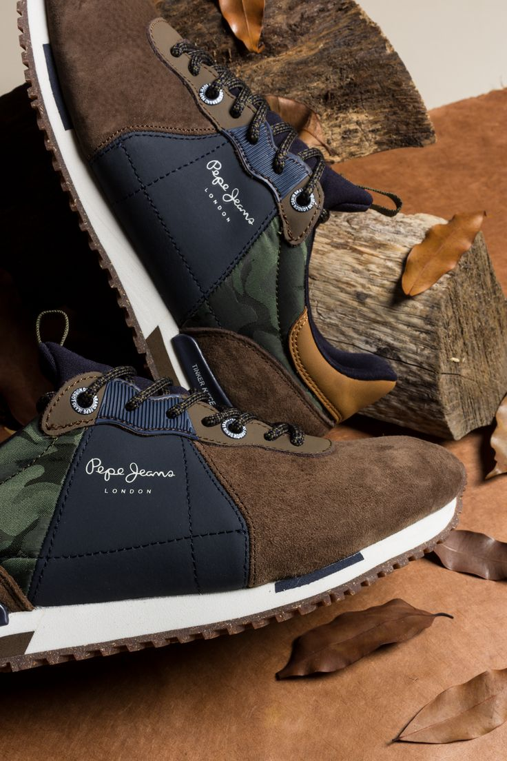 PROF Shoes  Pepe Jeans men sneakers