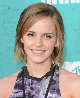 Emma Watson's Shoulder Length Hair – 12 Trendy Summer Hairstyles for Women I…,  #hairstyles #length #shoulder #summer #trendy