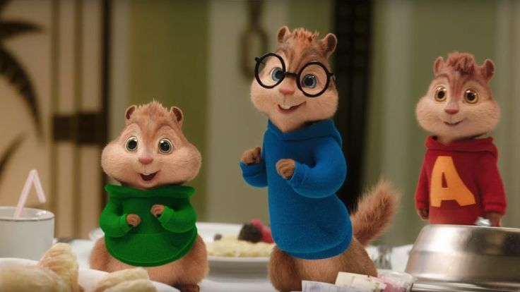 Alvin and the Chipmunks: The Road Chip #movie