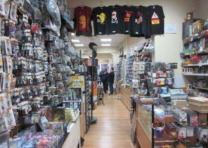 10 tiendas de cómic en Madrid | El Viajero | EL PAÍS
