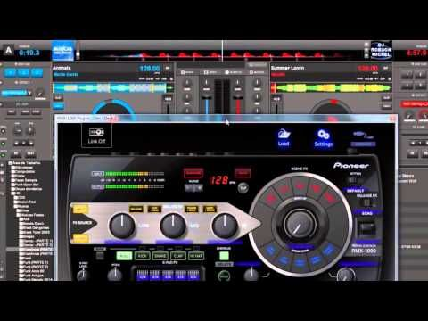 "PIONEER RMX 1000 for VIRTUAL DJ 8 ""NOT CORRUPT"""