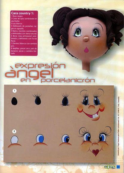 Una muestra como dibujar y pintar ojos para las princesas, para los niños y también para las niñas:)  Abajo quisiera compartir con ustedes l...