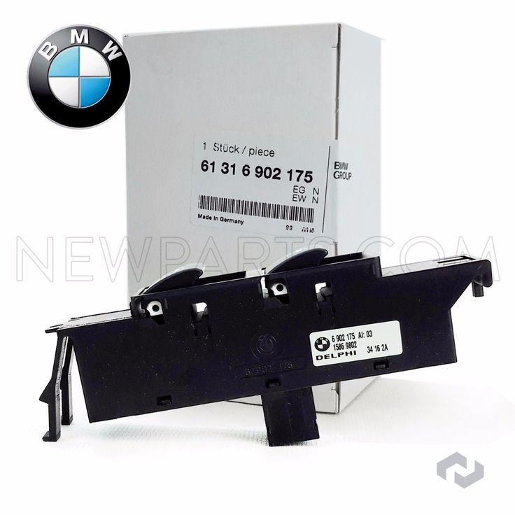 Nice Amazing BMW E46 323Ci 325Ci 328Ci Front Driver Left Window Switch Genuine 61316902175 2017 2018