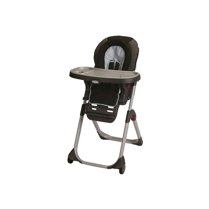 Graco DuoDiner LX Infant-to-Toddler High Chair & Booster Seat, Multicolor