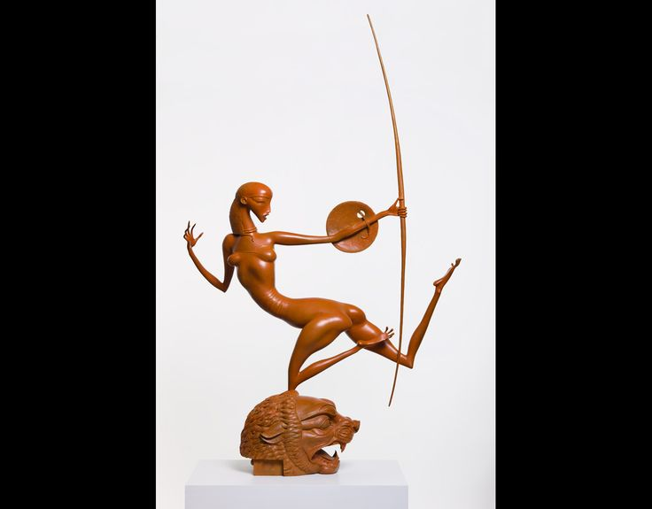 victory by Dashi Namdakov — Sculptures