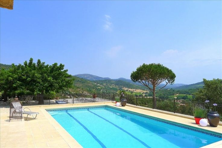 Beautiful views to the vineyards and hills #Le_Plan-De-La-Tour  Panoramic views of the vineyards and hills for this property of 300 m², peaceful, large heated pool, garage, cellar.   Lots of charm! http://aiximmo.ch/en/listing/beautiful-views-to-the-vineyards-and-hills/  #frenchriviera #cotedazur #mallorca #marbella #sainttropez #sttropez #nice #cannes #antibes #montecarlo #estate #luxe #provence #immobilier #luxury #france #spain #monaco #miami #realestates #immobilier