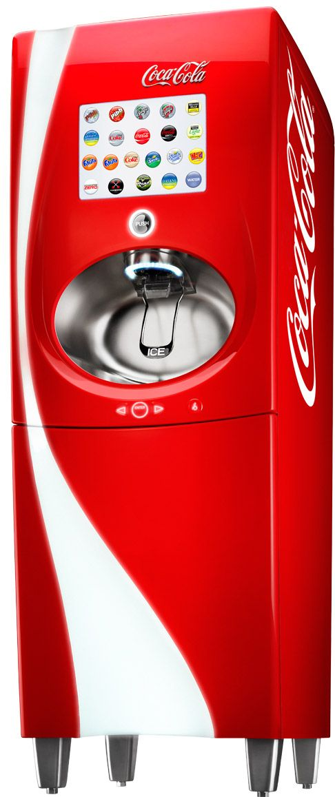 Drink Machine   find freestyle locations