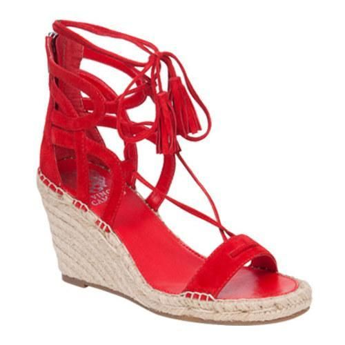 Women's Vince Camuto Tannon Espadrille Red