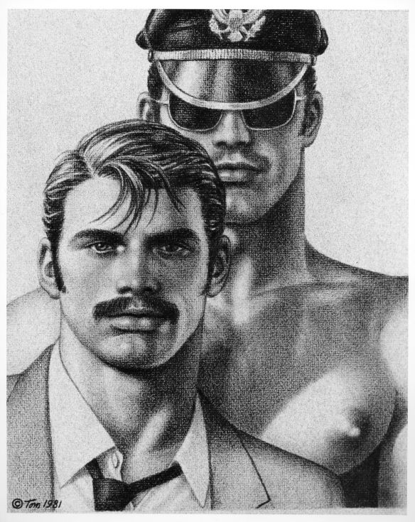 —Tom Ford's Patchouli Absolu – Serving up 'Tom of Finland' Realness ( @candyperfumeboy ) my morning giggle