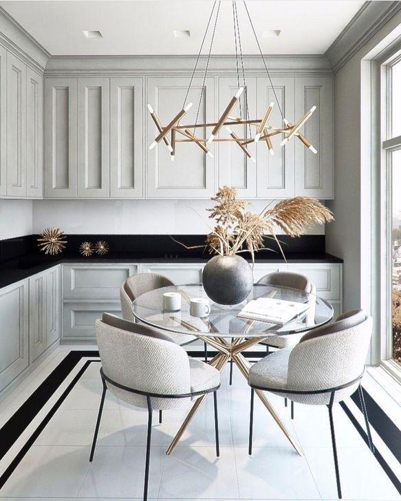 Affordable Kitchen Dining Room Design Ideas For Eating With Family 16 Modern Dining Room Dining Room Design Modern Interior