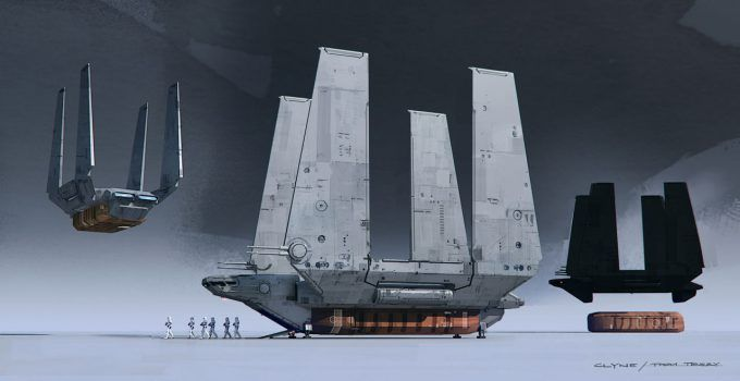 The-Art-of-Rogue-One-A-Star-Wars-Story-02-mining-shuttle-Concept-Art