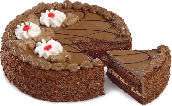 Калорийность торт бисквитный с черносливом