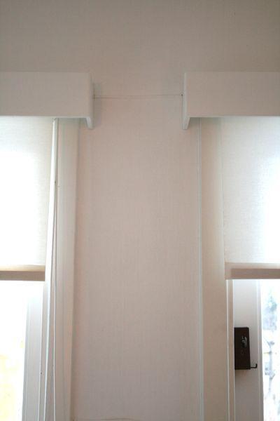 Pelmet- window dressings