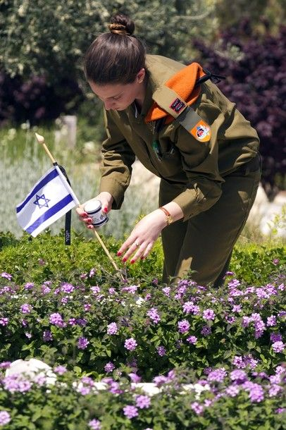 Israeli Memorial Day (Yom Hazikaron)