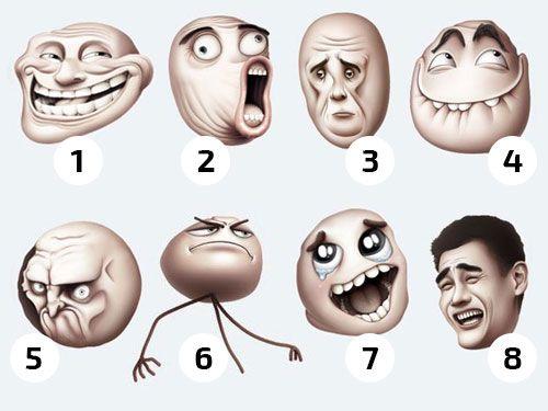 Забавный тест: какой у вас характер?