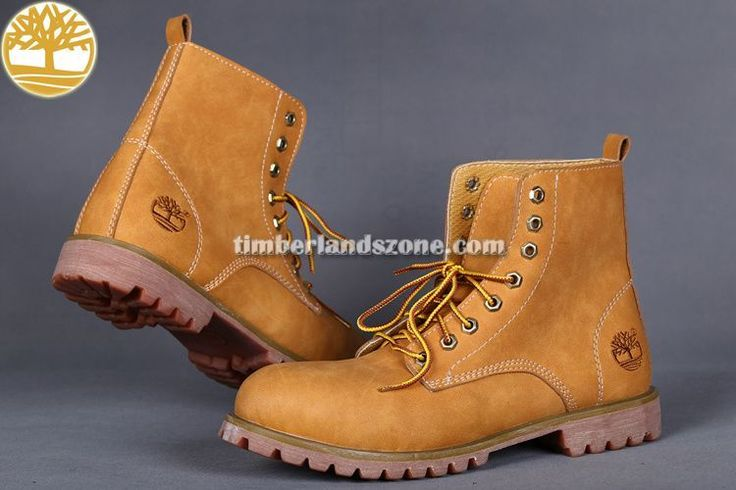 Cheap Timberland 6-Inch Wheat Boots Men's $ 83.99