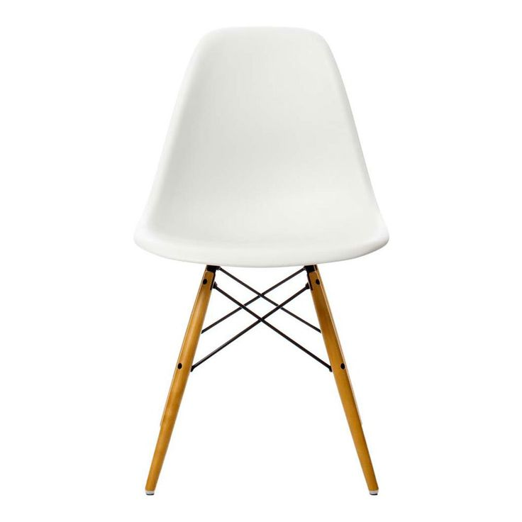 Eames Plastic Side Chair DSW Stol | Vitra | Länna Möbler | Handla online