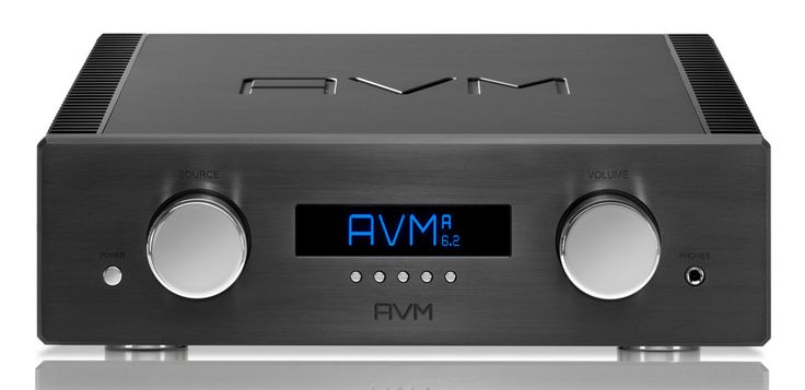 AVM Ovation A6.2 - Reference integrated amplifier