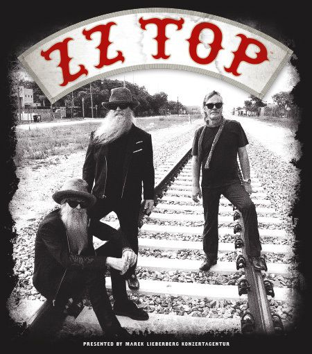 ZZ Top - Hell Raisers Tour 2016 (Favorite Music God)