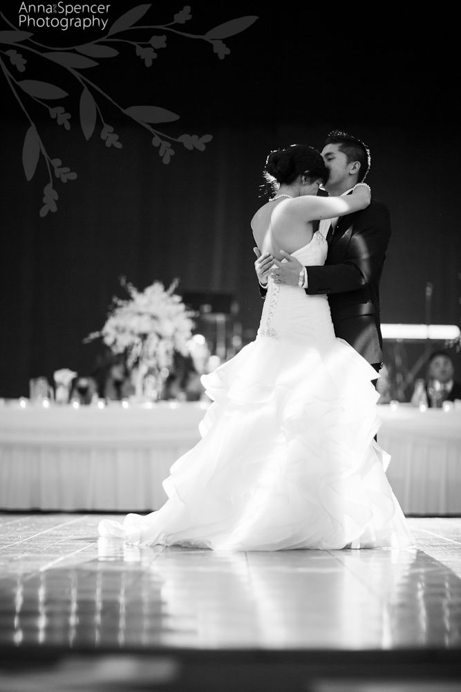 Anna And Spencer Photography First Dance At The Biloxi Civic Center MS