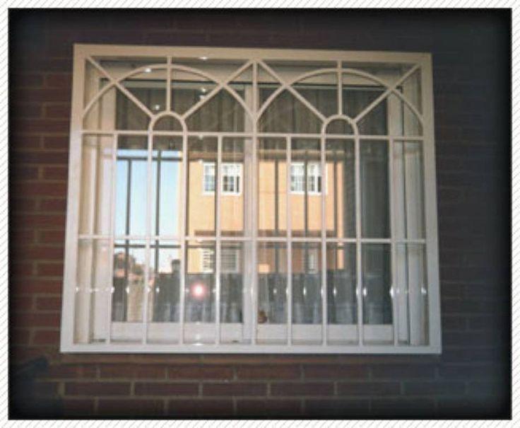 Resultado de imagen para rejas correderas ventanas