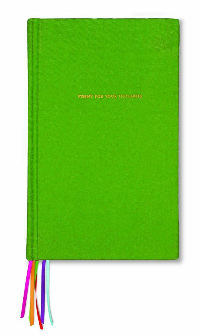 Amazon.com: Kate Spade Journal, Green: Office Products