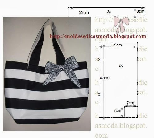 Bags + pattern. Discussion on LiveInternet - Russian Service Online Diaries