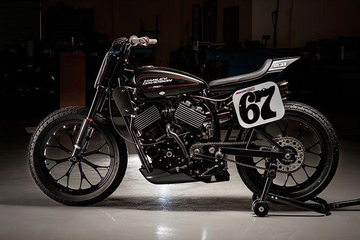 2017 Harley-Davidson XG750R Flat Tracker