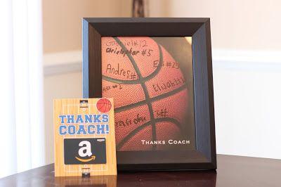 Confessions of a Sports Mama: Team Mama Idea: Basketball End of Season Ideas