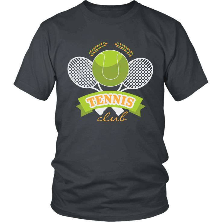 """Tennis Club"" T-Shirt"