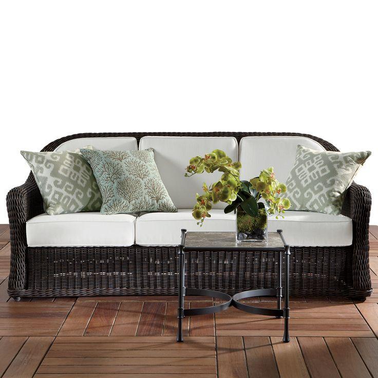 Portico Sofa - Ethan Allen Home and Garden furniture. - 84 Best ETHAN ALLEN :: Home & Garden Images On Pinterest