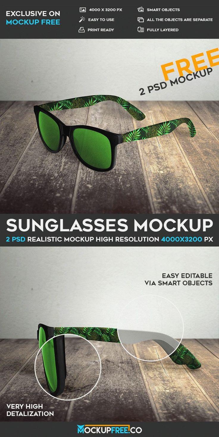Sunglasses 2 Free Psd Mockups Mockupfree Co Mockup Free Psd Mockup Psd Free Psd
