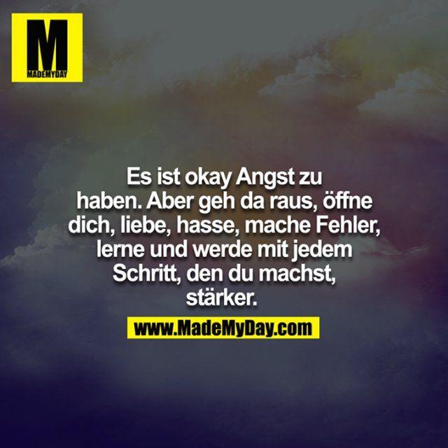 Es ist okay!