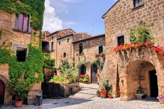 Civita Bagnoregio candidata a bene Unesco (e altri 13 borghi superstar) - Viaggi
