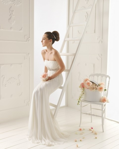 Aire Barcelona Bridal Spring 2013 / Photo Courtesy of Aire Barcelona