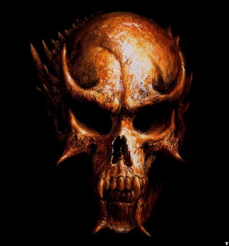 45 best skulls images on pinterest | skull art, dark art and skeletons