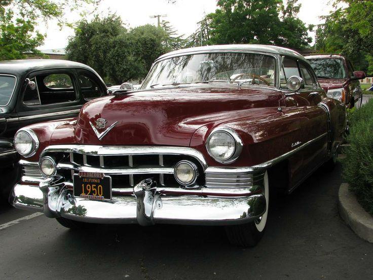 62 best images about 1950 1954 cadillac 39 s on pinterest cars sedans and crests. Black Bedroom Furniture Sets. Home Design Ideas
