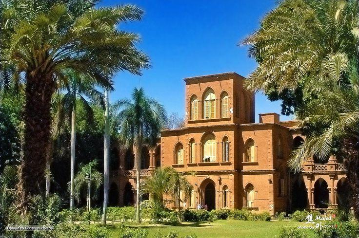 University of Khartoum, Sudan  جامعة الخرطوم، #السودان  (By Junyi Chen)   #sudan #universityofkhartoum #uofk #khartoum